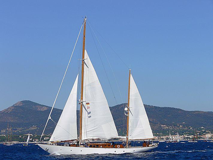 TIZIANA yacht Abeking & Rasmussen