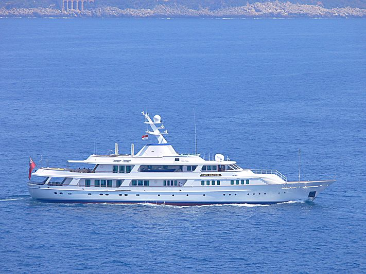 LADY BEATRICE yacht Feadship