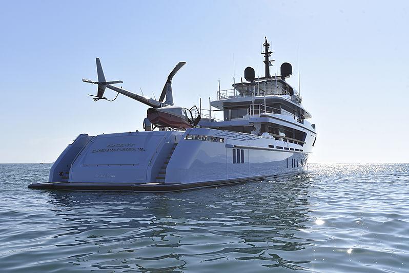 Ocean Dreamwalker III helicopter