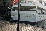 New Horizon L yacht in  Scheepvaart Museum