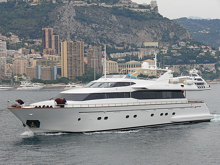 GREAT HOPE yacht Falcon