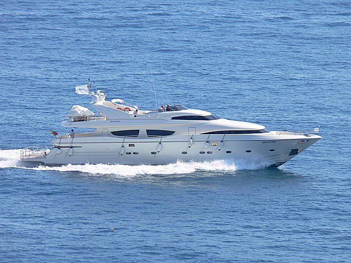 LADY POWER yacht Cantieri Navali Rizzardi