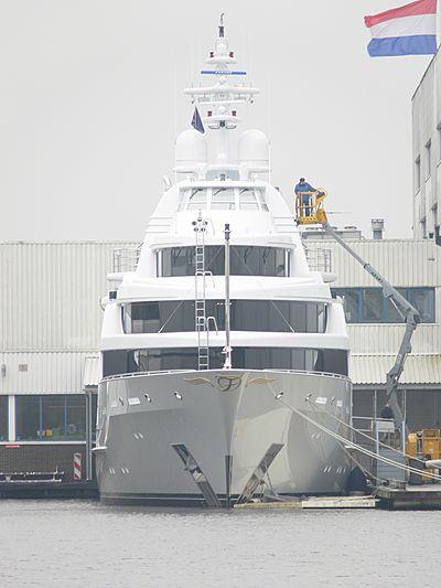 GALLANT LADY yacht Feadship