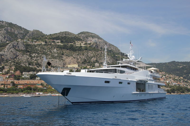 Oceana off Monaco
