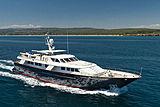 Bel Ami II Yacht Codecasa