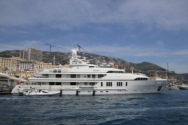 RoMa in Monaco