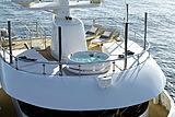 Aspire yacht deck