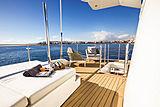 Aspire yacht sundeck