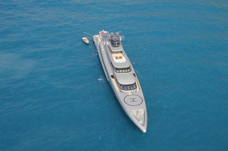 Silver Fast in Monaco
