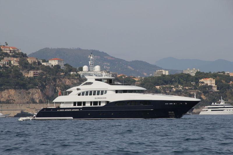 Sirocco off Monaco
