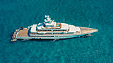 Fountainhead yacht by Feadship in Bahamas