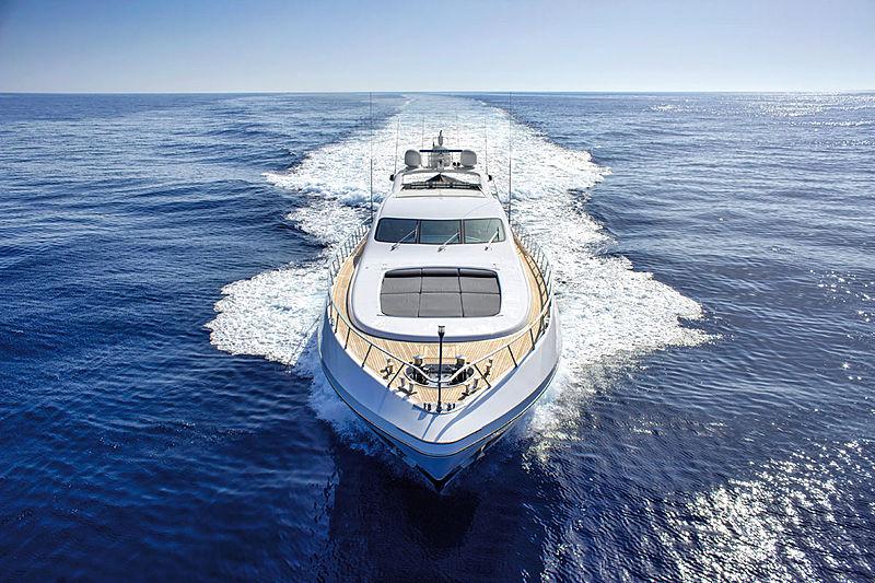 Four Friends yacht