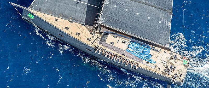 SORCERESS yacht Southern Wind