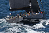 Sorceress yacht at the RORC Caribbean 600