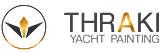 Thraki Yacht Painting logo