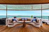 Broadwater yacht deck
