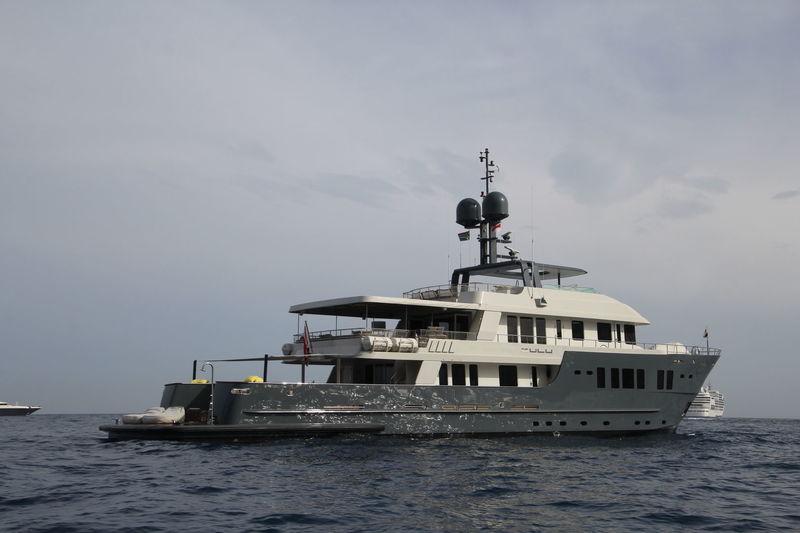 ZULU yacht Inace