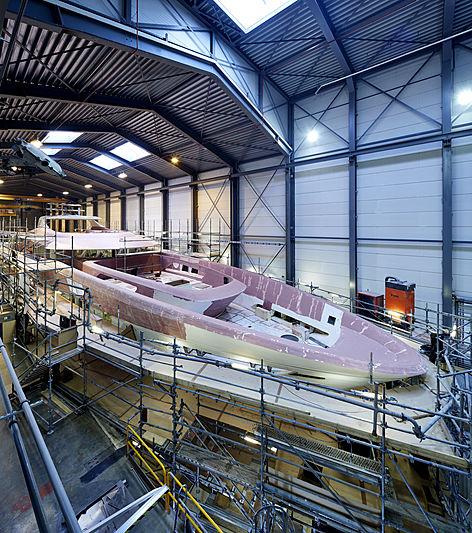 Heesen shipyard yachts