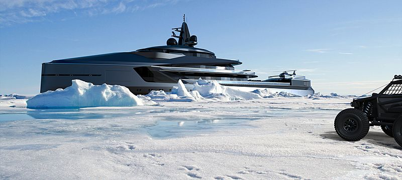 Oceanco Esquel superyacht concept