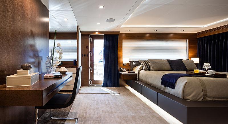 Northland yacht master stateroom