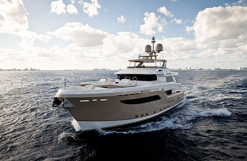 Northland yacht cruising
