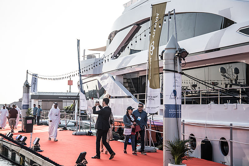 Dubai International Boat Show 2019