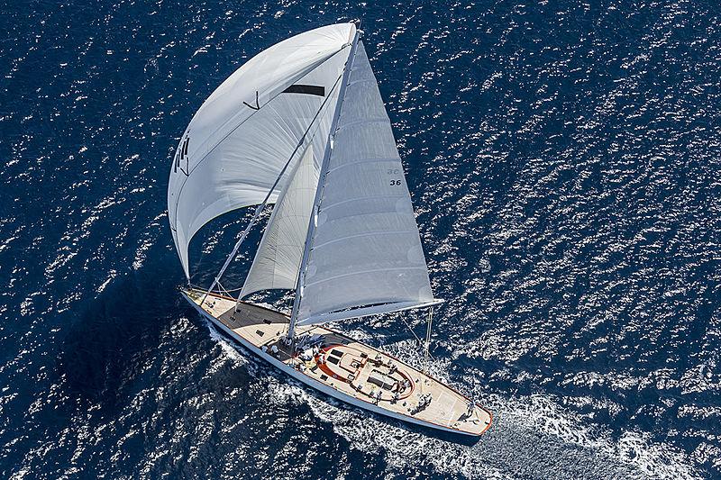 GAIA yacht Spirit