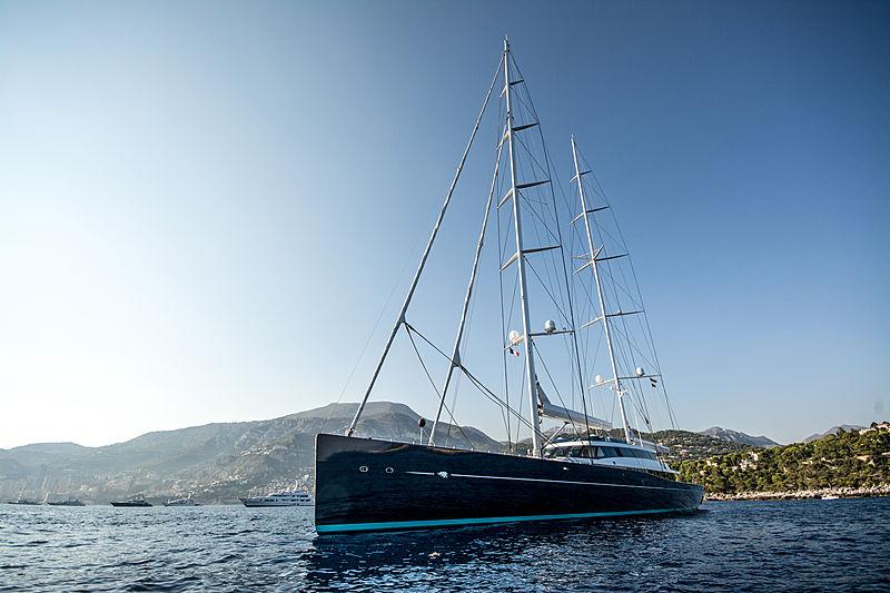 Sailing yacht Aquijo in Monaco