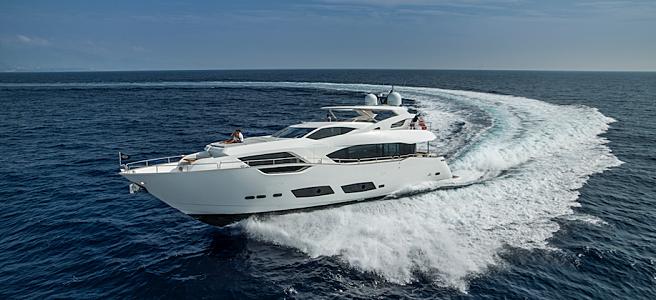 Vision 3000 yacht profile