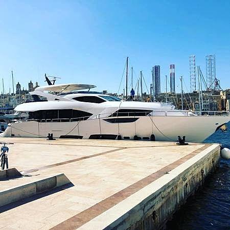 Vision 3000 yacht delivered