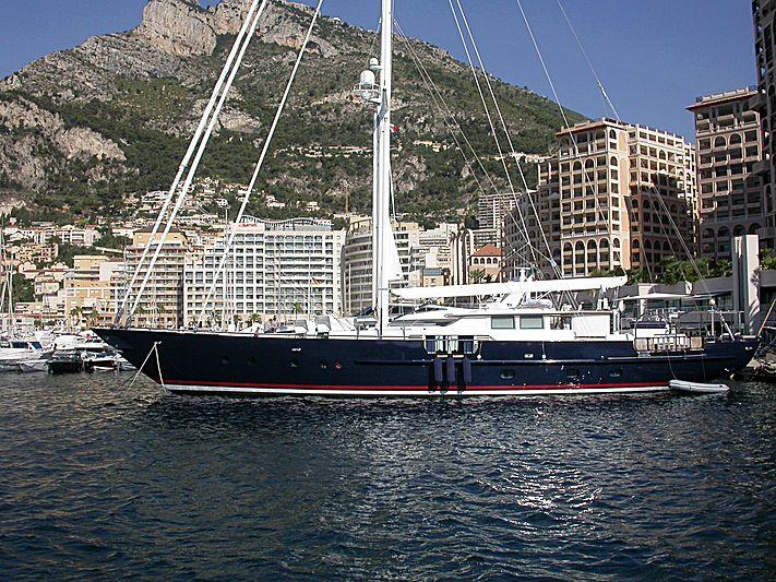 BEAUGESTE yacht Brooke Marine