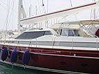 Atlanta yacht in Port Vauban
