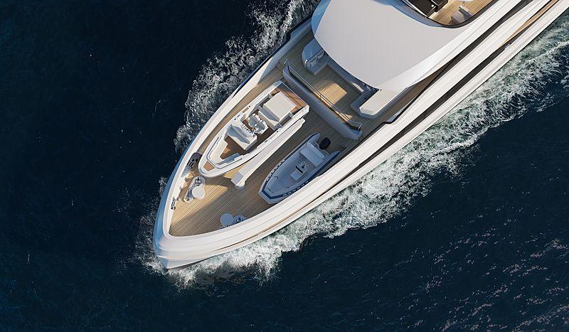 Moonen Marquis 42m yacht concept