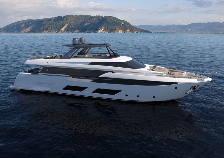 ALEGRIA II yacht Ferretti Yachts