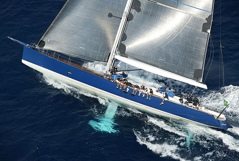 Magic Carpet yacht