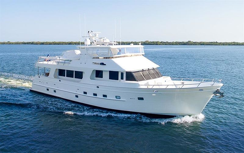MS. MONICA yacht Outer Reef Yachts