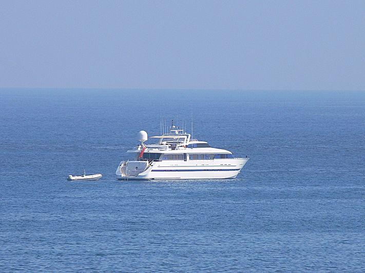PRINTEMPS yacht Heesen