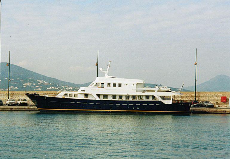 DAMA DI CUORI yacht Benetti