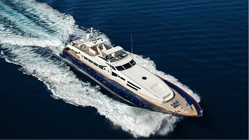 Condor A yacht