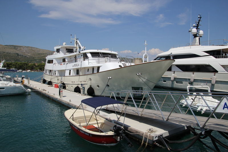 LA PERLA yacht Unknown