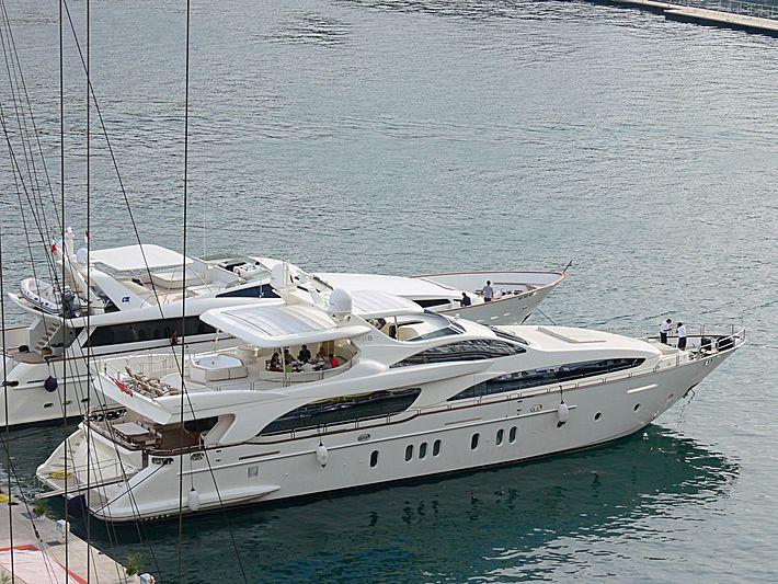 EXUMA yacht Azimut