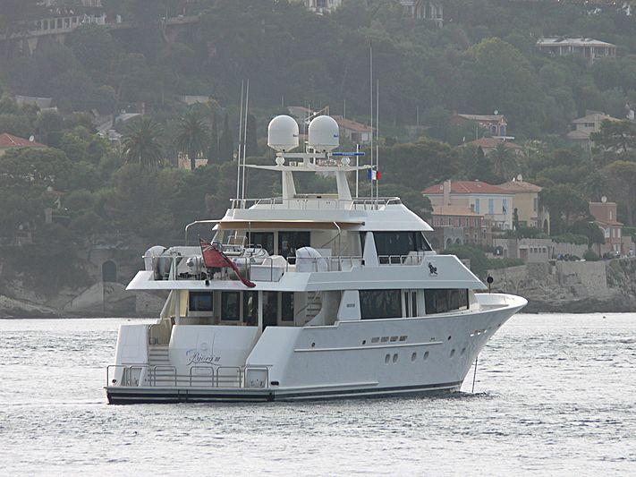 SHORT GAME yacht Westport