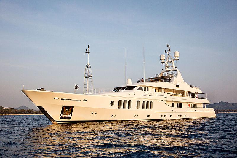 Tailisman Maiton yacht profile