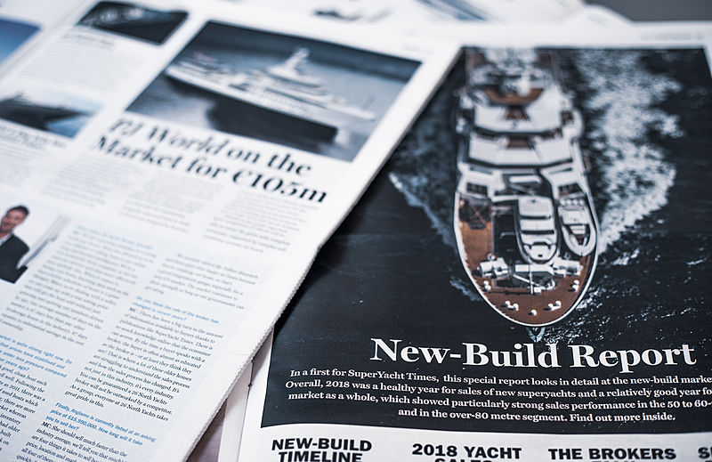 SuperYacht Times newspaper issue 25