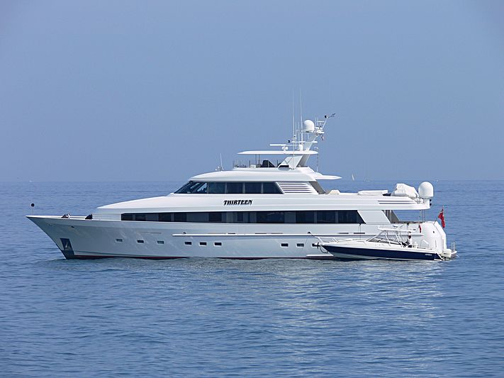 SIDRA yacht Delta Marine