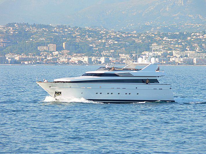 IUNICA yacht Cantieri di Pisa