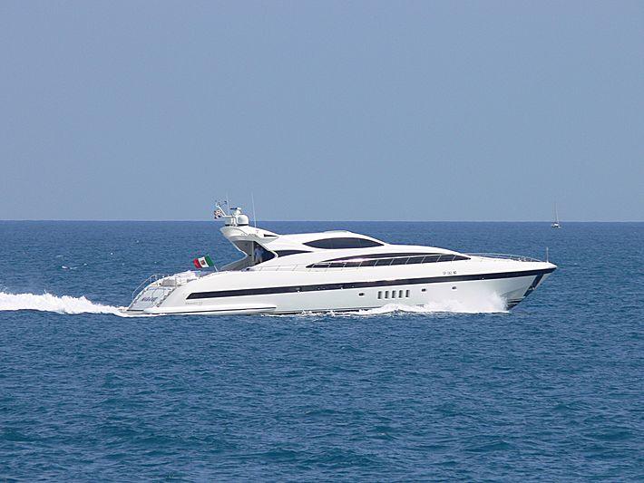 ALLURE yacht Overmarine