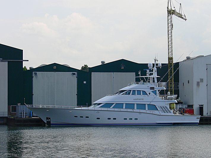 KARYATIS yacht Heesen