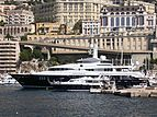 Excellence III yacht in Port Hercule
