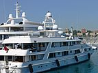Passion yacht in Antibes